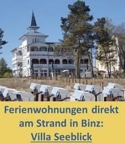 Villa Seeblick Binz Ferienwohnung