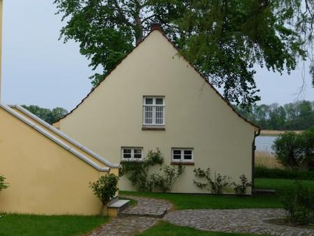 Ferienhaus Remise Gut Grubnow Rügen