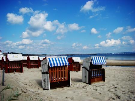 Rügen Strandkörbe Binz